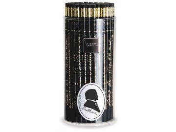 Tužka dřevěná BEETHOVEN černá