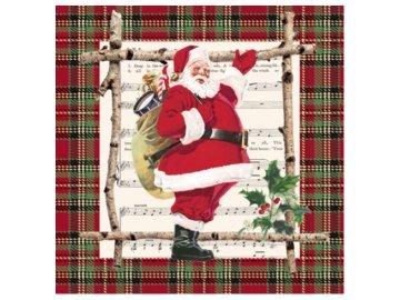 ubrousky Santa Claus