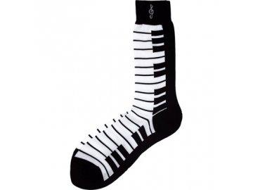 pánské ponožky klaviatura