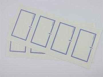 samolepící štítky (2)