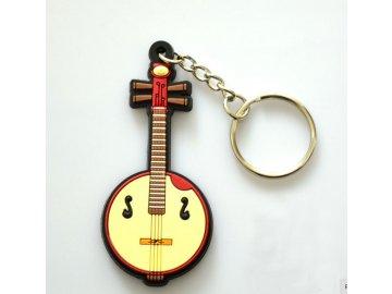 přívěsek na klíče banjo