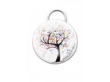 Kapesní otvírák hudební strom