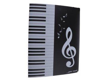 desky na noty piano 1