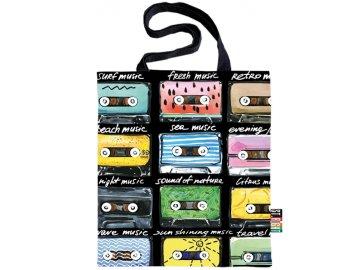 nákupní taška kazety
