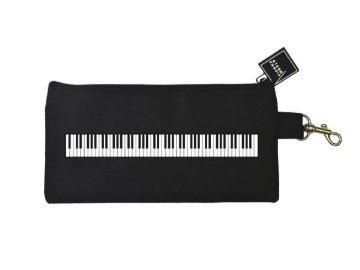 panál klaviatura černý