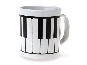 Hrnek s klaviaturou