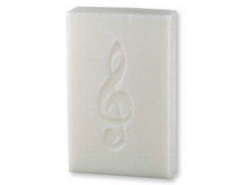 Mýdlo s houslovým klíčem