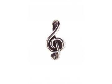 Přívěsek na náramek houslový klíč