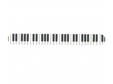 pilník klaviatura