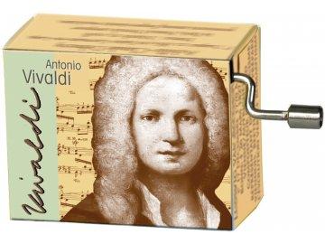 hrací skříňka A. Vivaldi