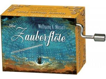 hrací skříňka opera kouzelná flétna
