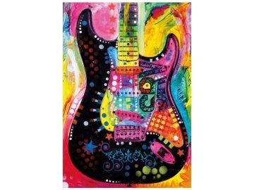 Puzzle el. kytara Lenny Strat