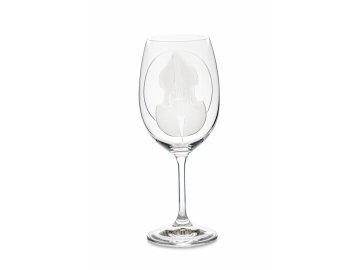 Sklenice na víno KONTRABAS, 450 ml