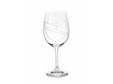 Sklenice na víno TROMBON, 450 ml