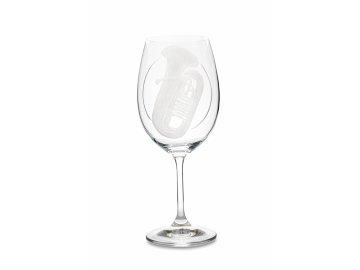 Sklenice na víno TUBA, 450 ml