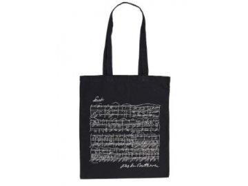 Taška partitura Beethoven dlouhá ucha, černá