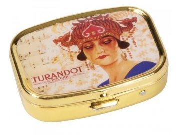 Lékovka opera Turandot