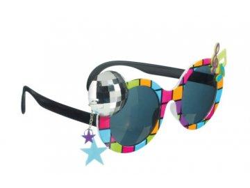 brýle disco