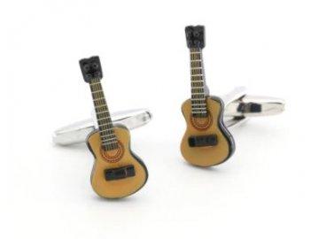 Manžetové knoflíčky klasická kytara