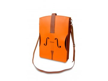 Kožená kabelka HOUSLE (2)