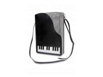 Kožená kabelka PIANO (1)