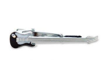 Spona na kravatu Elektrická kytara