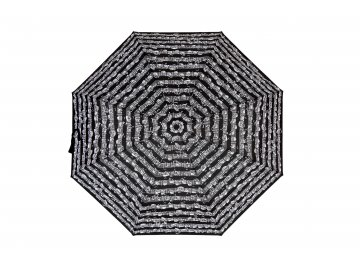 Deštník PARTITURA BACH černý, skládací (1)