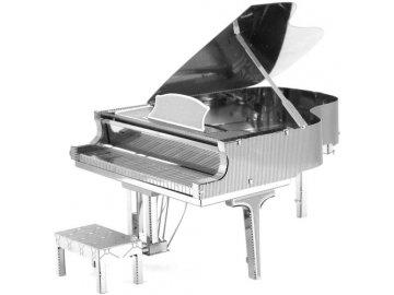 Kovové 3D puzzle - PIANO