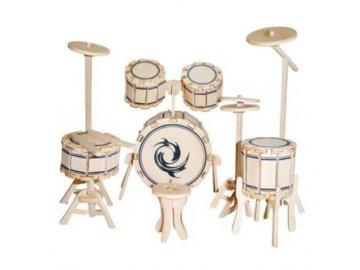 3D puzzle bicí