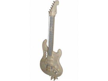 3D puzzle kytara