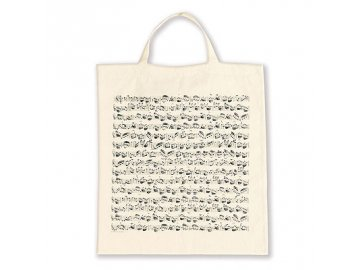taška partitura Bach