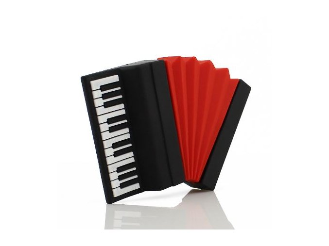 USB Flash disk 8 GB akordeon