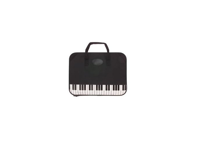 Taška na noty / ultrabook s klaviaturou