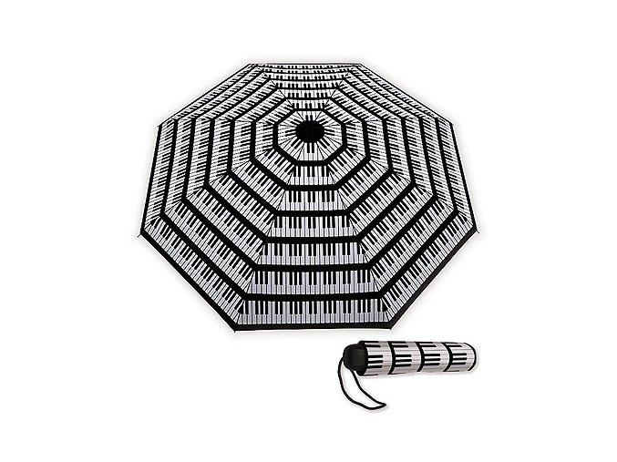 Deštník KLAVIATURA skládací