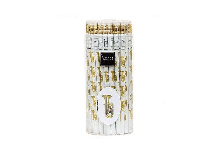 Tužka dřevěná - tuba