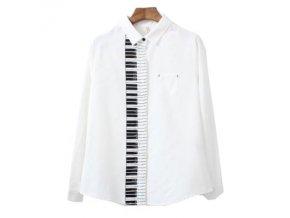 košile s klaviaturou 2