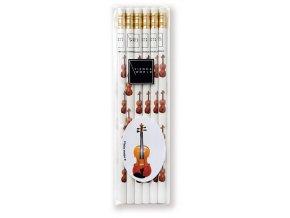 Tužka dřevěná - housle