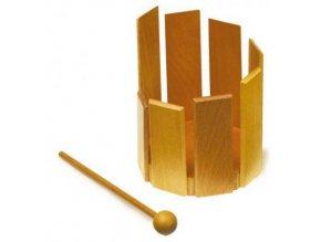 exkluzivní dřevěný bubínek