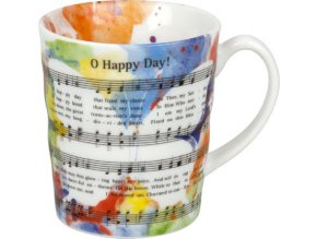 barevný hrnek O Happy Day