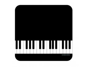 podtácek klaviatura