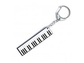 přívěsek na klíče klaviatura