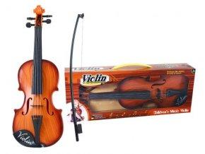 dětská hračka housle