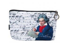 kosmetická taštička Beethoven, hudební skladatel