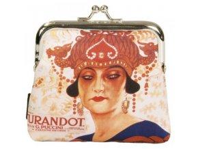 peněženka turandot