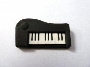 guma klaviatura klavír