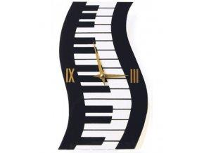 kodiny klaviatura šikmé