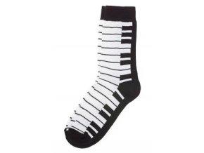 dětské ponožky klaviatura