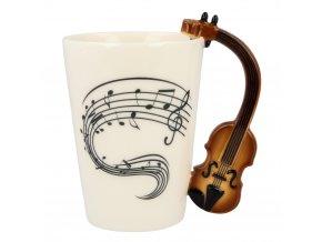 hrnek housle