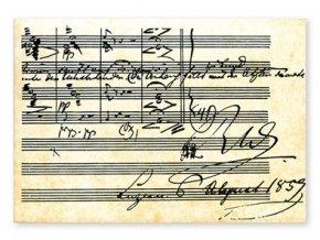 Pohlednice Wagner