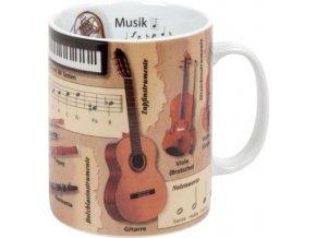 Hrnek hudební nástroje a teorie